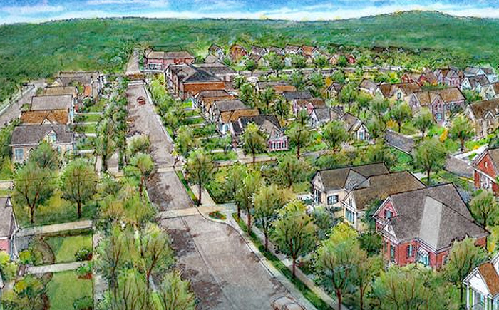 Developer planning 1,000 homes in Hendersonville