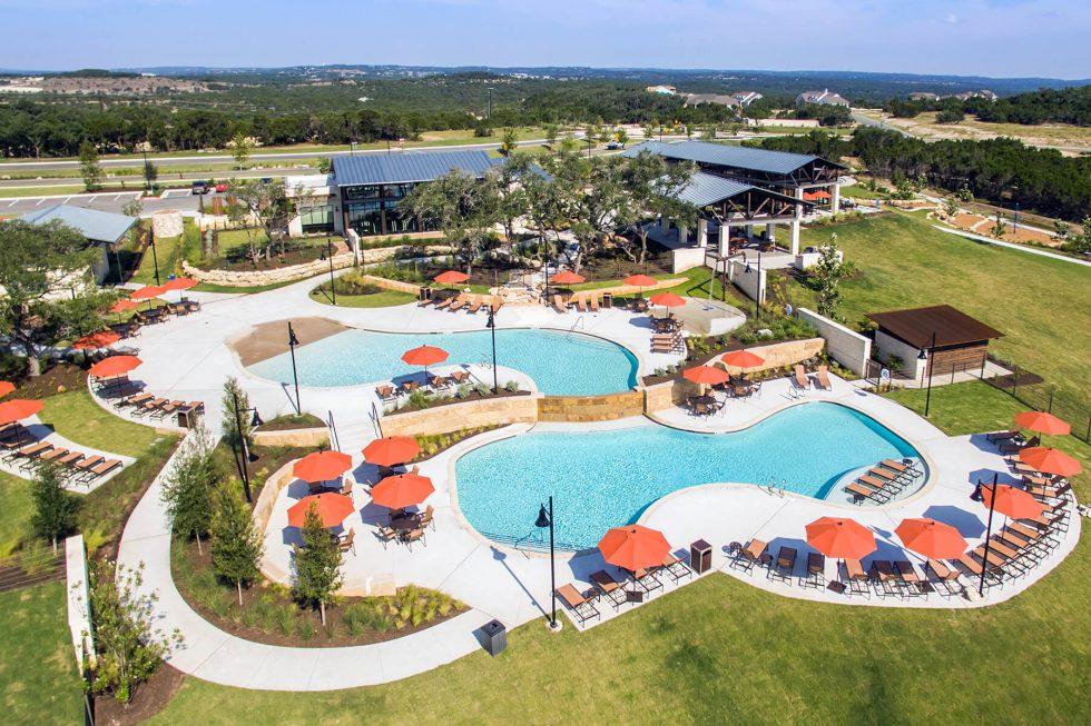 Austin-Area Development Wins for Community Design, Clubhouse and Unique Feature