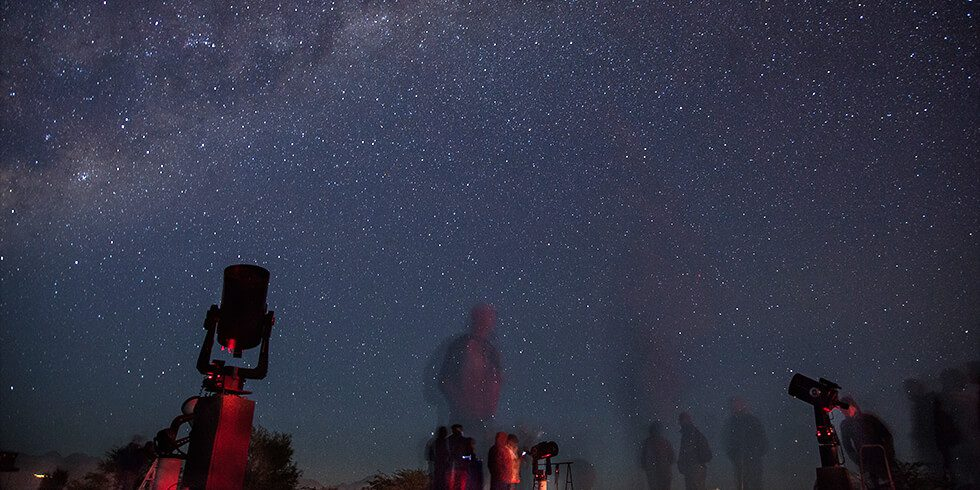 Keeping the Stars at Night Big and Bright