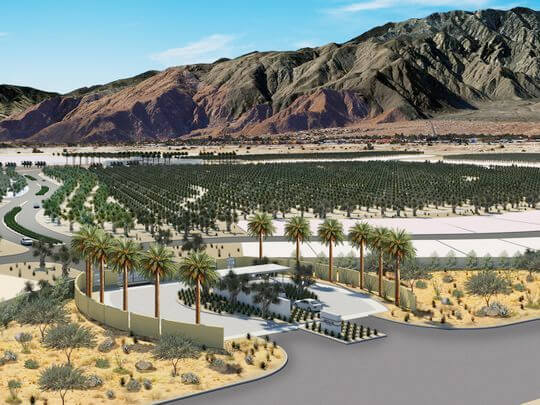 Will Palm Springs area homebuyers pick parks over golf courses? Developers are betting on it