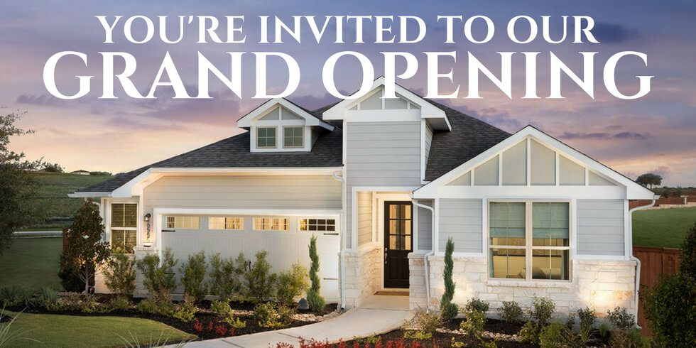 Join Us at Homestead's Grand Opening