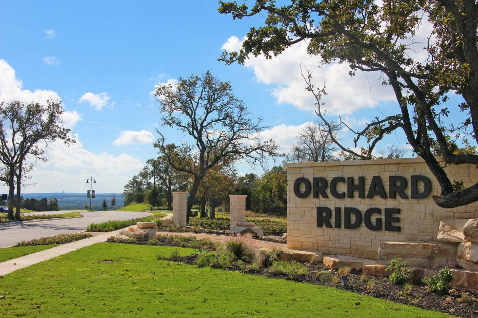 Orchard Ridge: A Natural Community