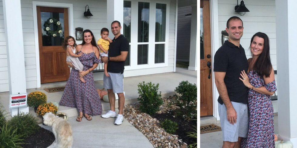Meet Orchard Ridge's First Residents