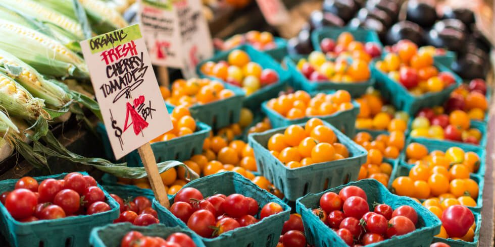 Headwaters' Weekly Farmers Market