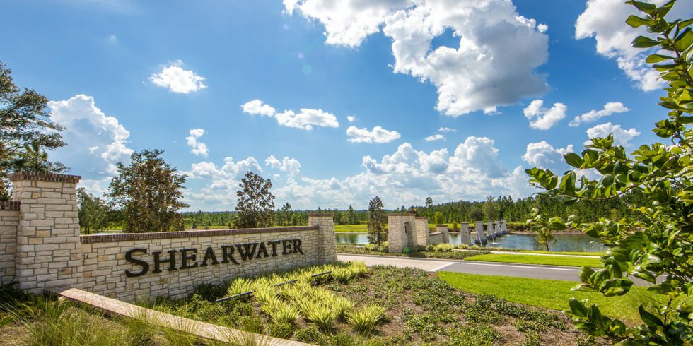 Phase II Beginning at Shearwater