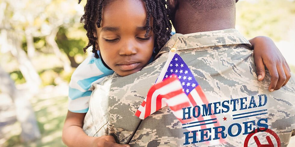 Homestead Heroes: Covering HOA fees for Those Who Defend, Serve, and Care for Our Country