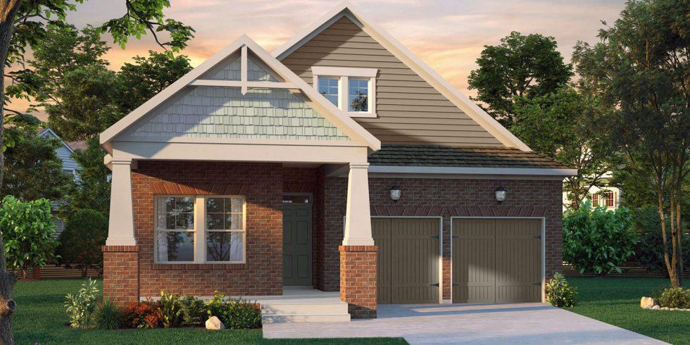 Three builders offering one-story villas in Sumner County