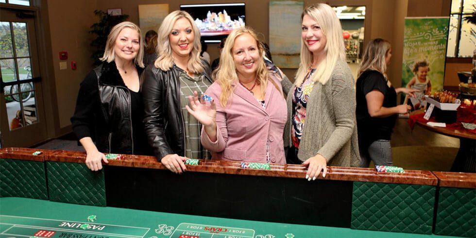 Casino Night 2018 at The Farmhouse
