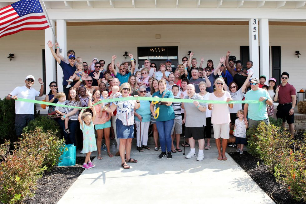 Year In Review Highlight: Grand Opening of The Farmhouse