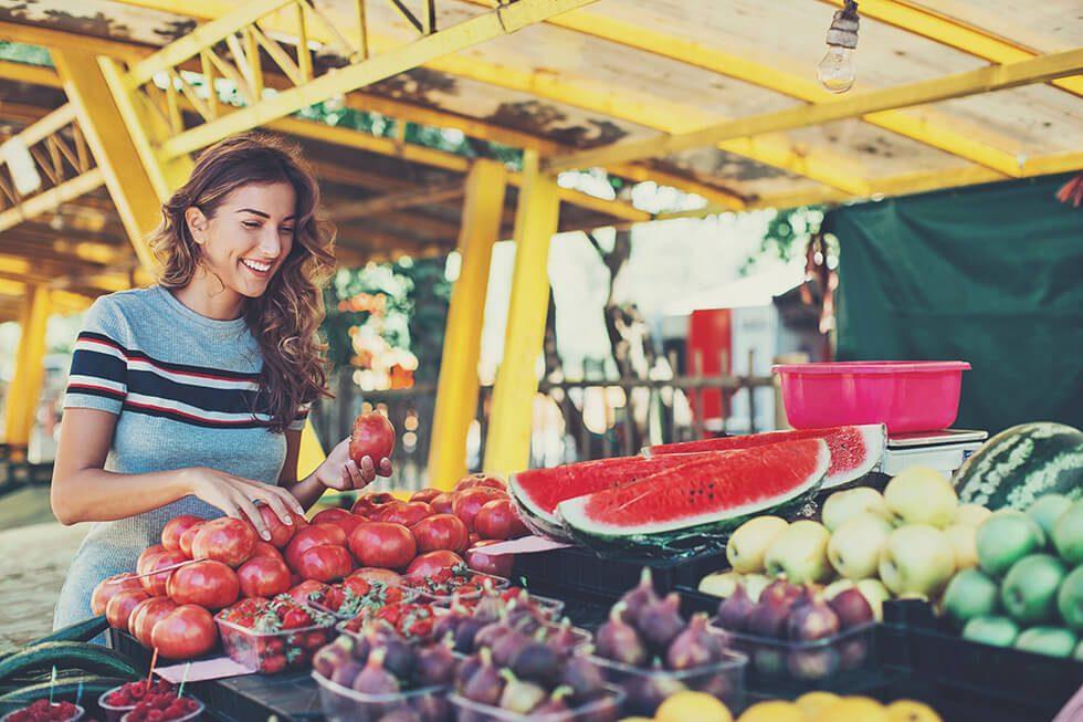 Fresh, local, & fun: Carrboro Farmers Market