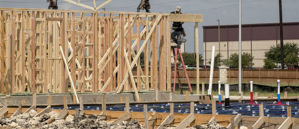BUILDING MOMENTUM: Austin area new home construction sets records in 2019
