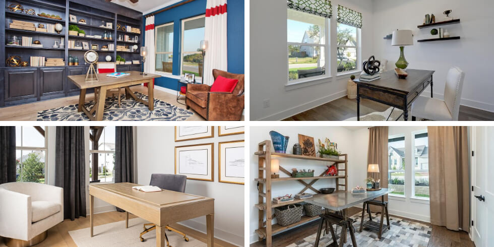 Floor Plans for Your Work-From-Home Lifestyle at Headwaters
