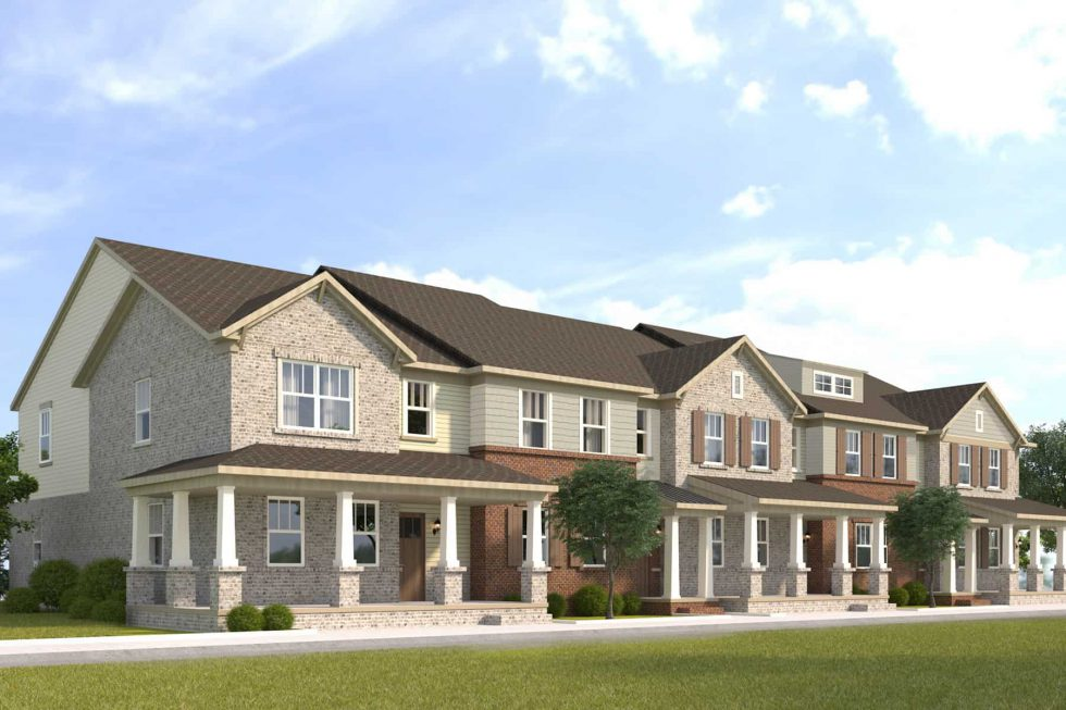 New community being built in Durham Farms