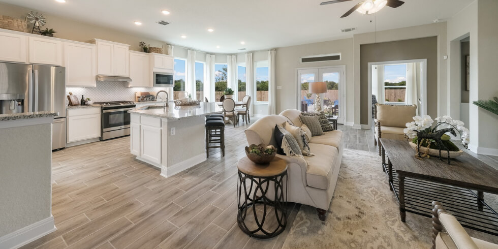 Chesmar Homes Officially Open for Business at Homestead