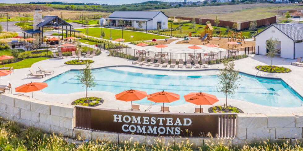 New Homesites Now Available at Homestead