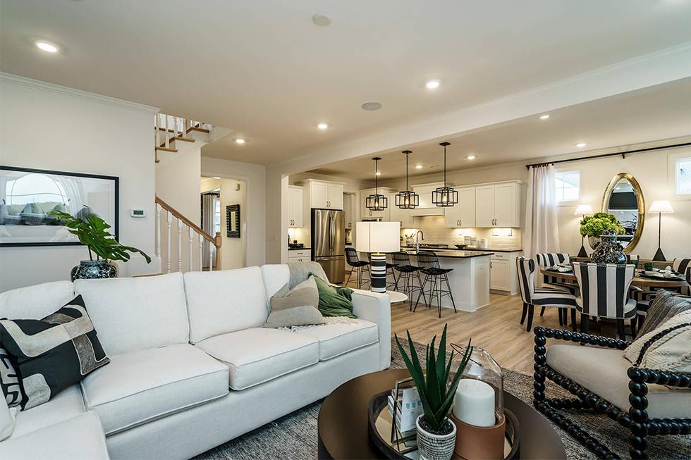 M/I Homes Dream Big Sales Event at Legacy at Jordan Lake