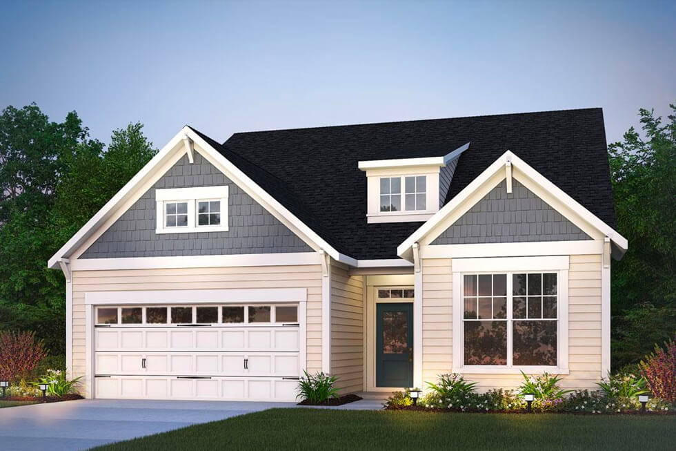 Live the dream now! Quick move-in homes at Legacy at Jordan Lake