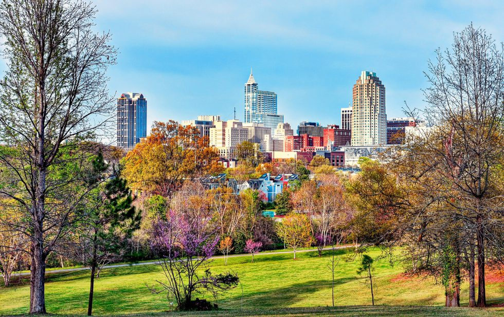 Why We Love Raleigh